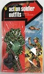 Action Soldier Outfits: Marine Camo<br> Vintage GI Joe Knock Off