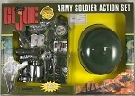 GI Joe Army Soldier Action Set for 1:1 Scale Child