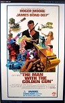 The Man with the Golden Gun James Bond (Roger Moore)