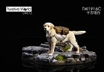 Robotic Leg Dog (Golden)<br>(1:12 Scale)