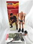 Action Man Combat Division Soldier, <BR>sold as-is