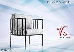 Arm Chair (Gray)<BR>PRE-ORDER: ETA Q1 2020