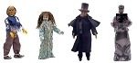 MEGO Horror Series: 4 Piece Figure Set - Series 8  (1:9 Scale)
