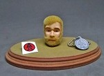 Mexico Joe Head Sculpt Set (Blonde Beard)