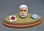 Mexico Joe Head Sculpt Set (White Beard)