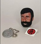 Mexico Joe Head Sculpt Set (African American Beard)