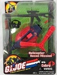 GI Joe Vs Cobra Helicopter Recon Mission