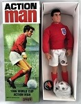 Action Man World Cup Soccer Player Lmtd Ed