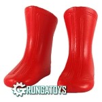 Super Boots (Red)<BR>PRE-ORDER: ETA Oct. 2020