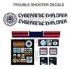 Cybernetic Explorer Troubleshooter Decal Set
