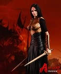 Roman Female Warrior<BR>PRE-ORDER: ETA Q1 2020<BR>WAIT LIST