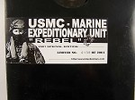 USMC Marine Expeditionary Unit 'Rebel' 2001 Special Edition <BR>#138 of 2001 made