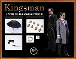 Kingsman Figure Set<BR>PRE-ORDER: ETA UNKNOWN