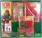 40th Anniversary #6 Action Soldier/Carded Sets: Combat- MP- Bivouac