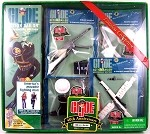 40th Anniversary: #16 Action Sailor/Carded Accessories Sets
