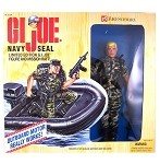 Navy Seal with Mission Raft, FAO Schwarz Exclusive