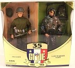 35th Anniversary: Then & Now 2 Figure Set