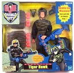 GI joe Double Duty: Operation Tiger Hawk, Caucasian