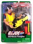 Saw Rescue Firefighter, Asian