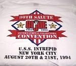 1994 30th Salute NY Convention T-Shirt Size L