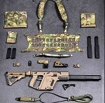 Vector SMG Tactical Set (Tan)