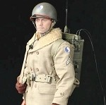Paul: WWII 29th Inf. Div.Radio Operator with Winter Gear