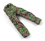 DPM Camo Pants w/OD Web Belt<BR>