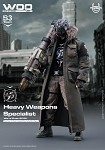 War of Order: <BR>Heavy Weapons Specialist<BR>PRE-ORDER: ETA Q1 2020