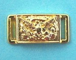 Belt Buckle: Civil War Officer
