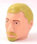 Head - Will Blonde Painted