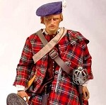 1745 Rebellion: Jacobite Highlander