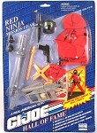 Hall of Fame: Red Ninja Mission Gear