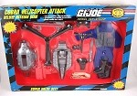Cobra Helicopter Attack Deluxe Mission Gear