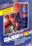 Hall of Fame: Cobra Commander<br>1st Issue