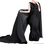 Full Evening Dress (Black)