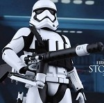 Star Wars: The Force Awakens<BR>First Order Heavy Gunner