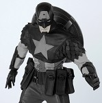 Captain America - Night Mission