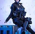 Female Assassin Outfit Set<BR>PRE-ORDER: ETA Q1 2020